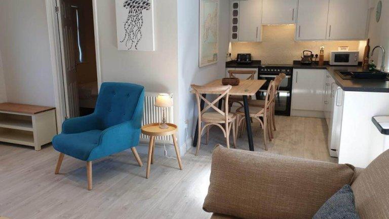 Apartment Living Area 2